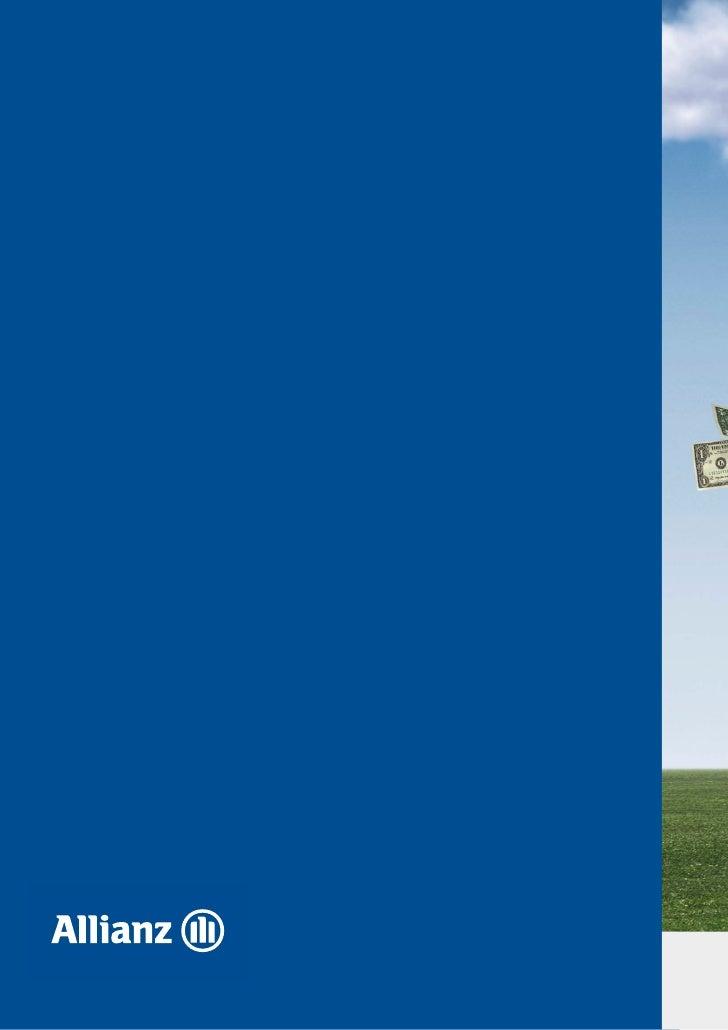 Allianz International Pension PapersWhy Savingon a Regular Basismay be Wise!No 2/2012
