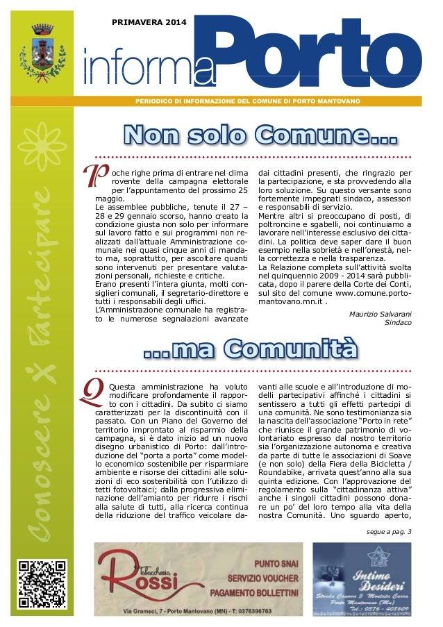 Informaporto | Primavera 2014