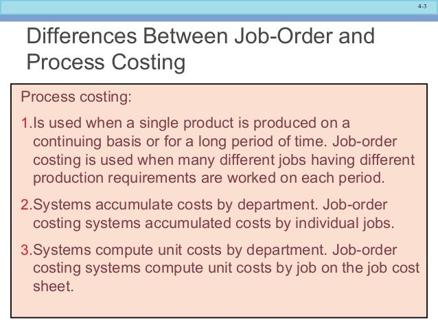 chapter 4 job costing