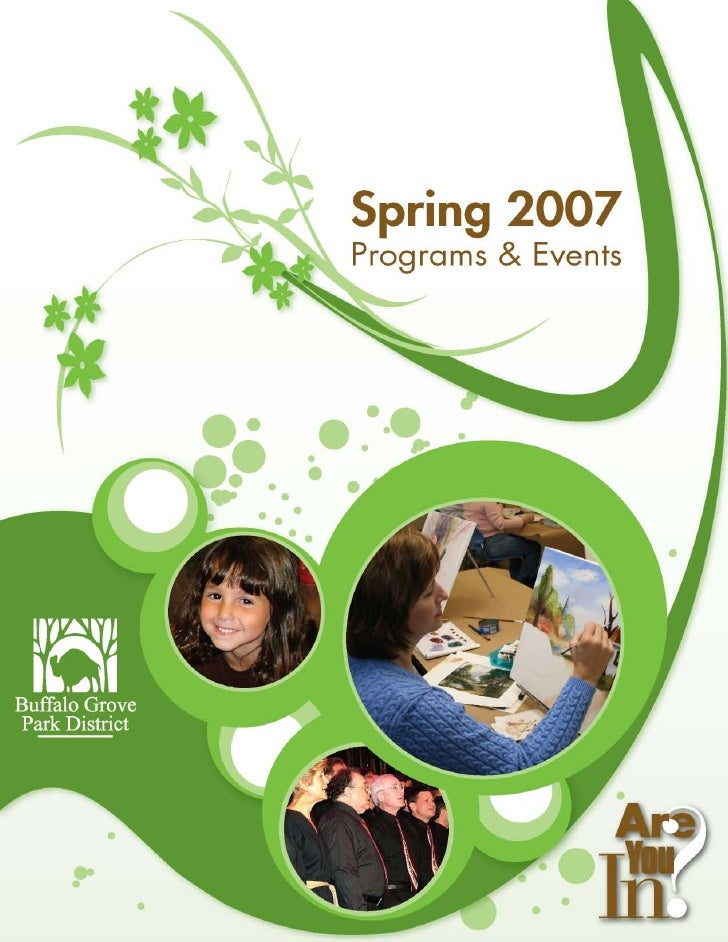 Spring 2007                                                  January - May                                   Program Guide...