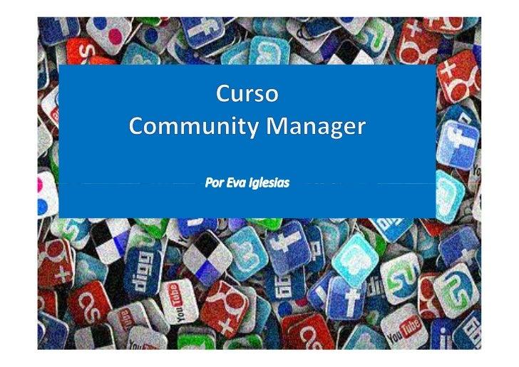 I presentación emarketing curso Community Manager Avilés
