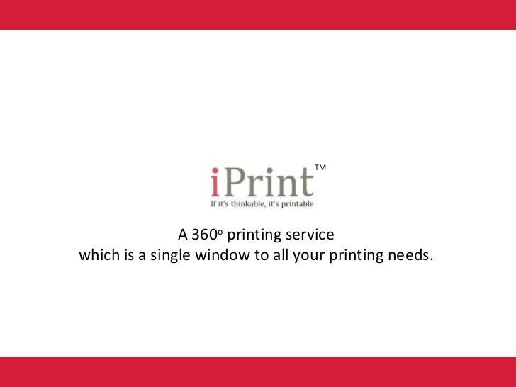 I Print 2012  Final