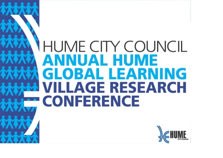Hume Global Learning Village Annual Research Conference