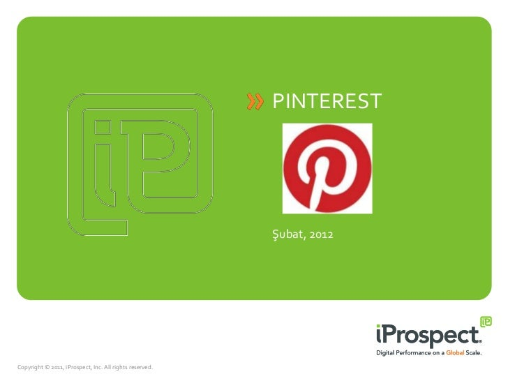 Pinterest Kullanımı ve Markalar için Pinterest