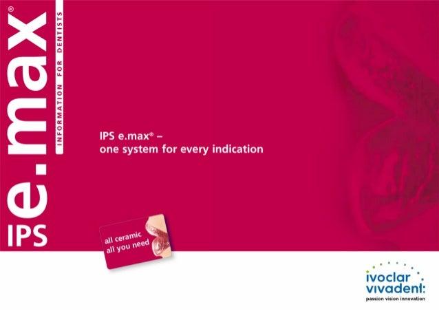 Ips e max_system_dentist