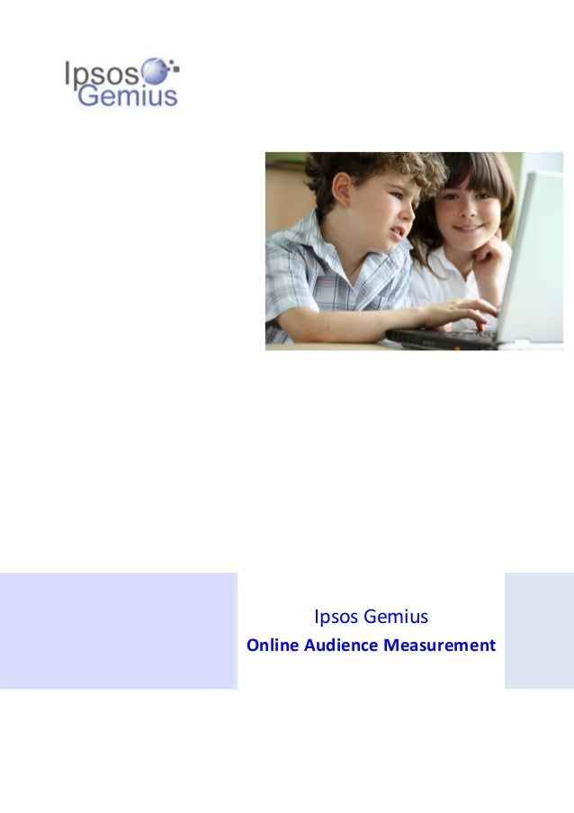 Ipsos GemiusOnline Audience Measurement