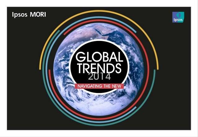 Ipsos Global Trends Survey 2014
