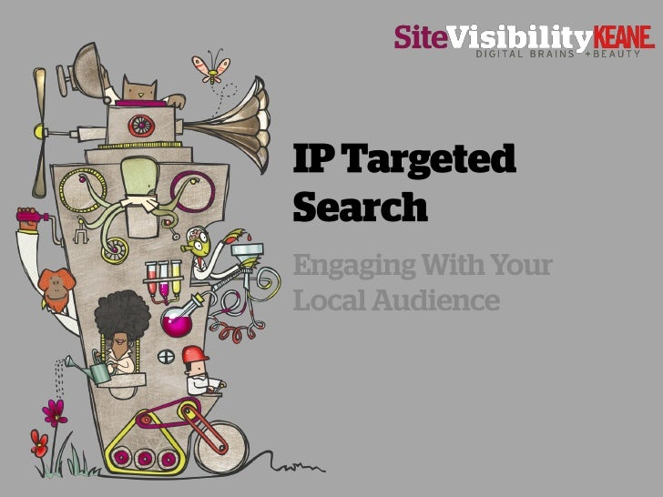 IP Targeted Search