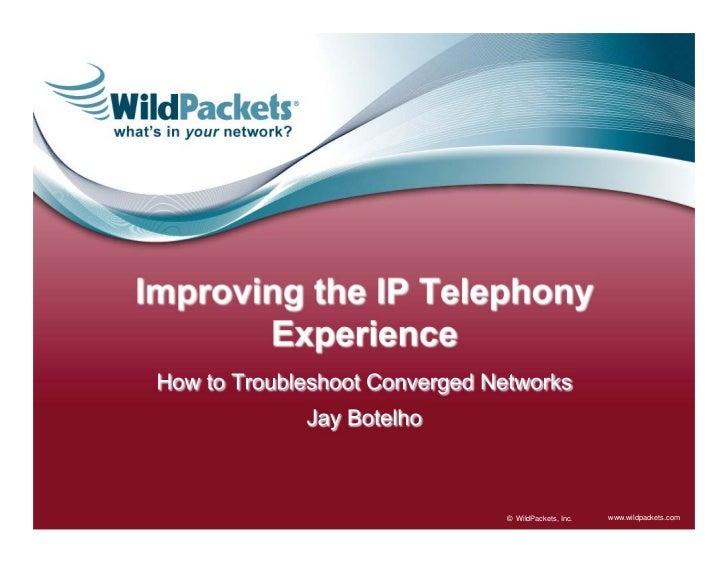 www.wildpackets.com © WildPackets, Inc.