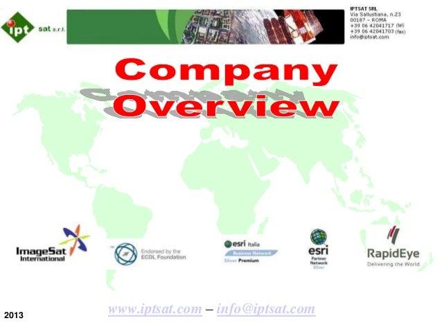 2013       www.iptsat.com – info@iptsat.com