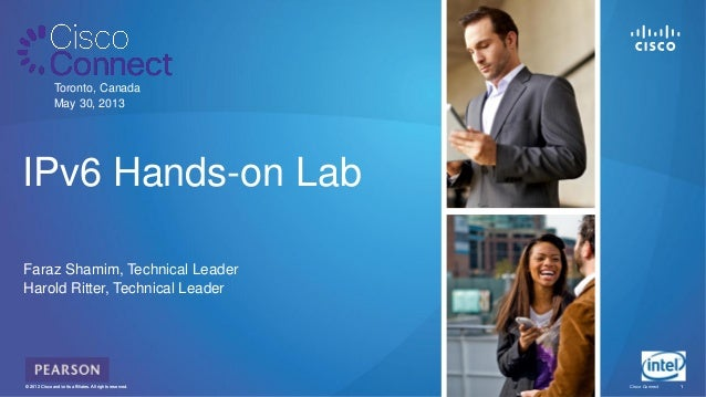 IPV6 Hands on Lab