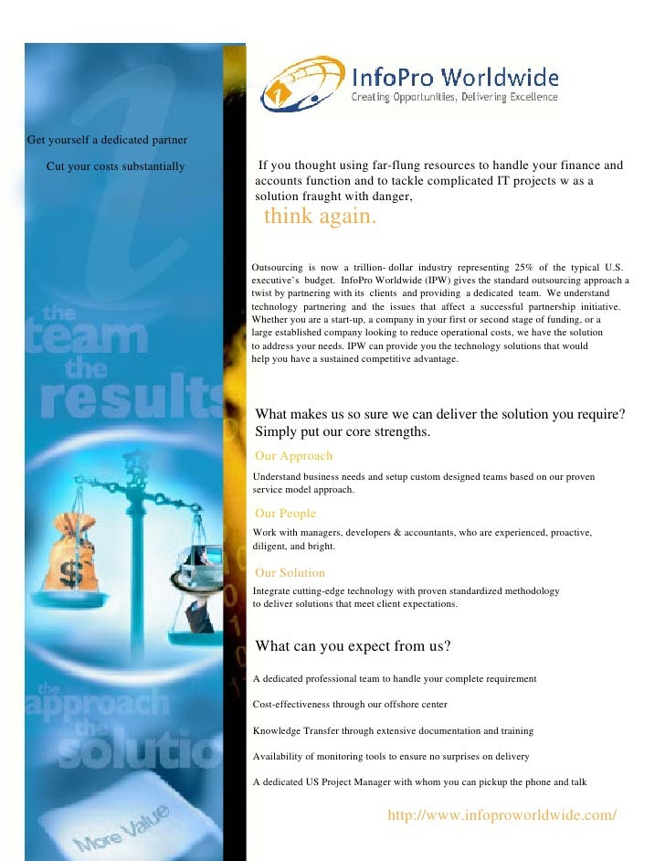 Ipw Company Profile