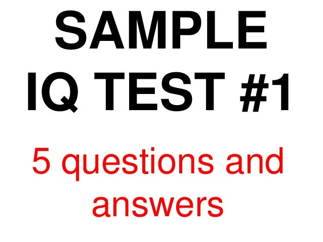 why iq test dont test intelligence The only club in the world, where you can test your iq in a relaxed club atmosphere test your intelligence quotient free now and see how smart you are.