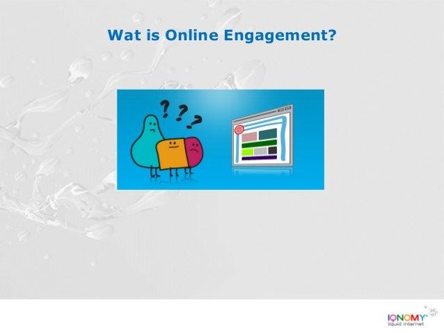 Wat is Online Engagement?