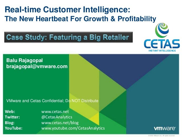 Real-time Customer Intelligence:The New Heartbeat For Growth & Profitability                                              ...
