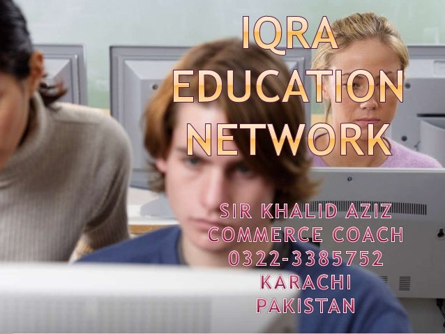 #Iqra education network