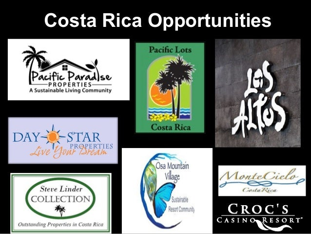 Costa Rica Opportunities