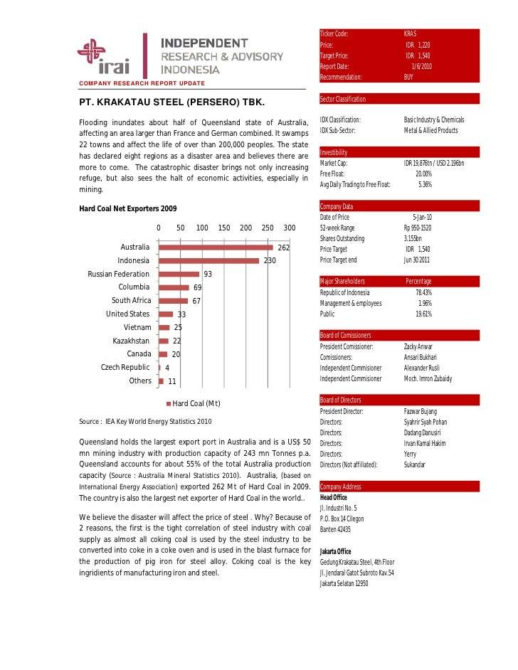 Irai kras update   6 jan2011
