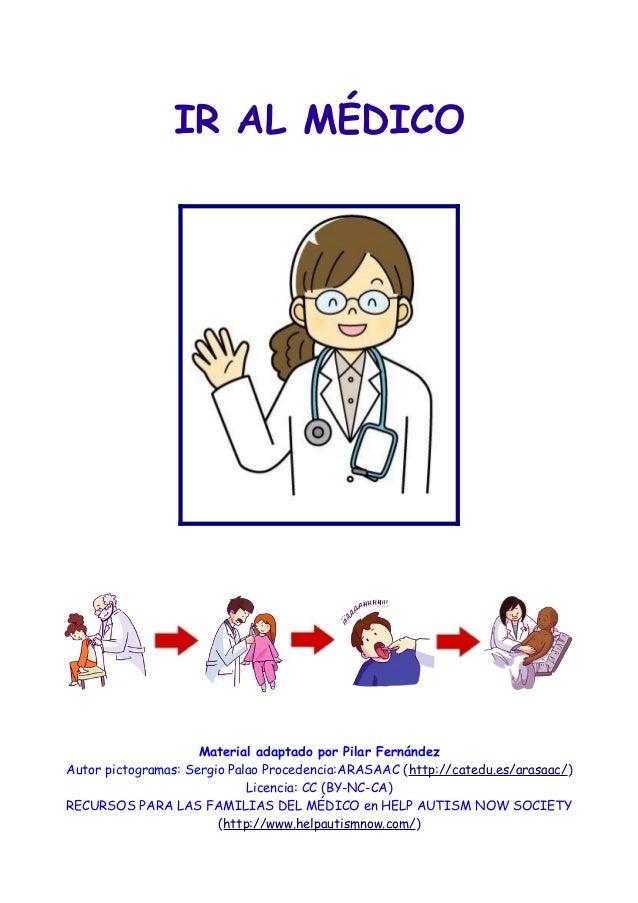 Ir al médico (Historia social para niños con autismo)
