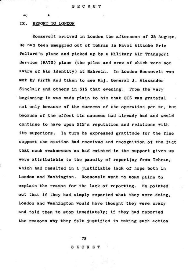 Operation Ajax Declassified PDF 9 of 9