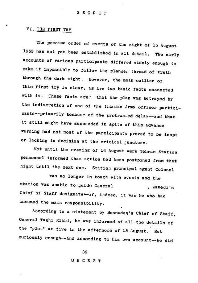 Operation Ajax Declassified PDF 6 of 9