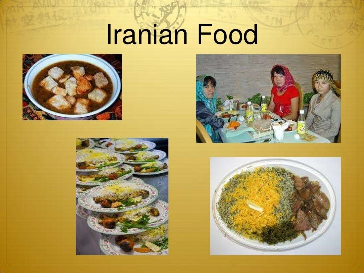 Iran culture for Ahmads persian cuisine