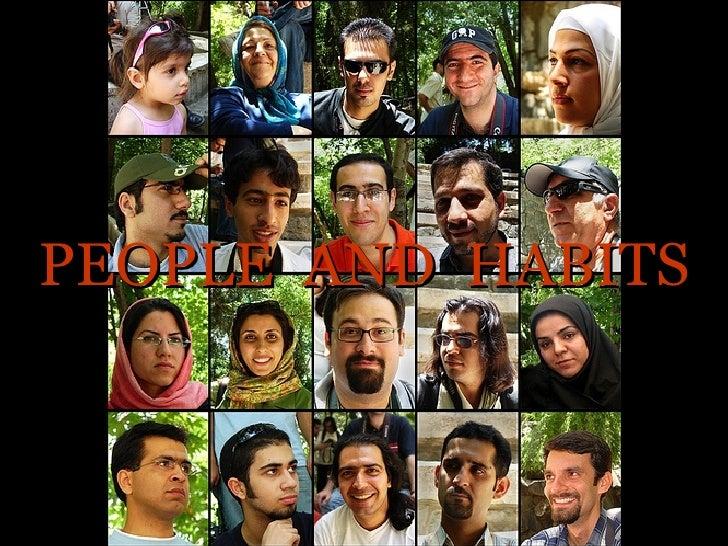 Iranian (Persian) Custom And Habits