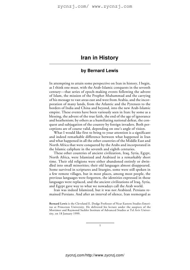 zycnzj.com/ www.zycnzj.com                                      Iran in History                             Iran in Histor...