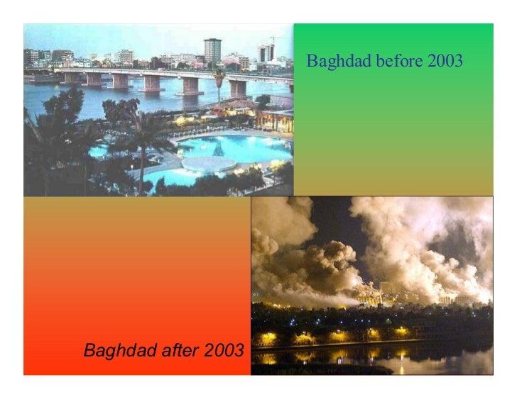 Baghdadafter2003 3002 erofeb dadhgaB