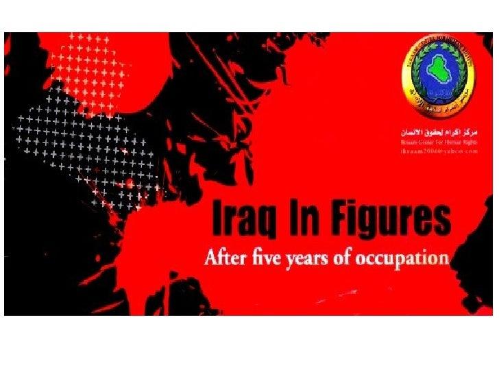 Iraq in figures