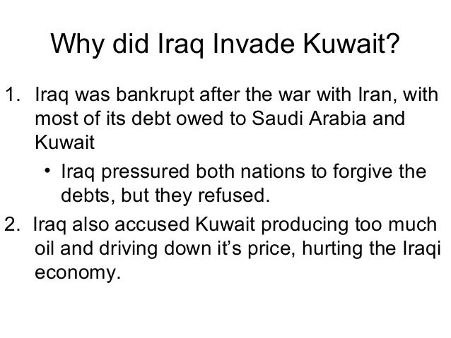 an analysis of the iraq conflict economic sanctions in the persian gulf Analysis: britain's iraq after the first persian gulf war, shiites in southern iraq fomented a united nations sanctions and other economic problems.