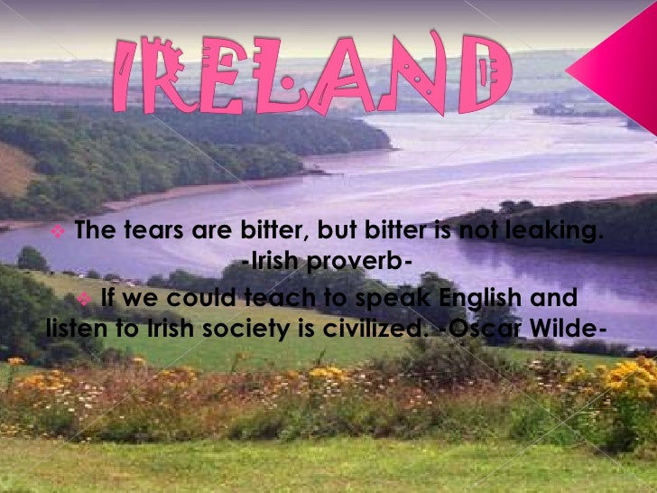 Ireland (2nd Group)