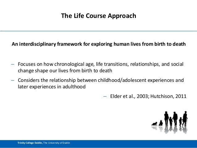 The life course theory