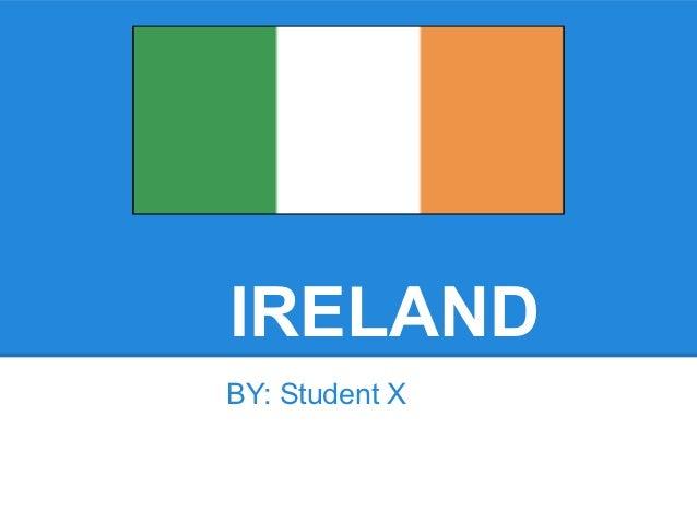 Ireland political history