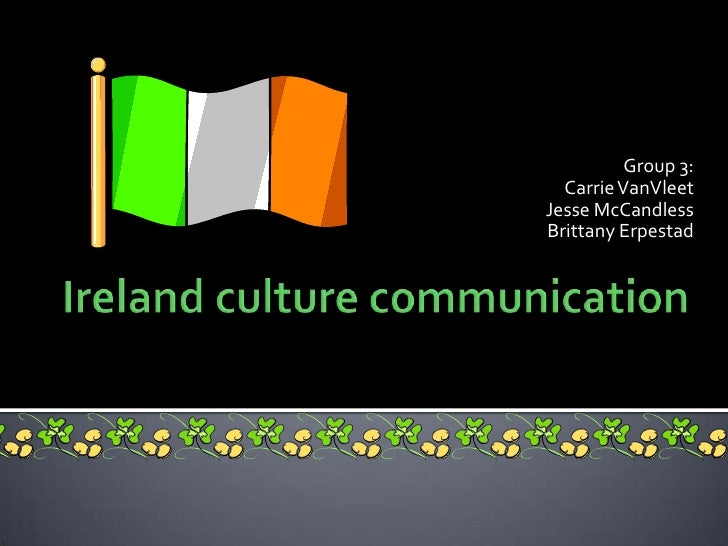Ireland Business Communication