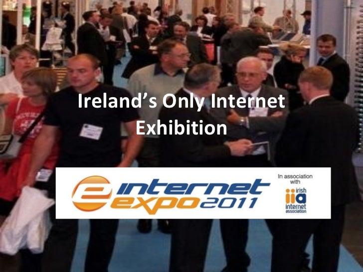 Ireland's Only Internet Exhibition