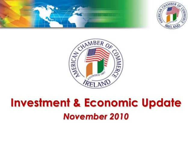 Investment & Economic Update November 2010