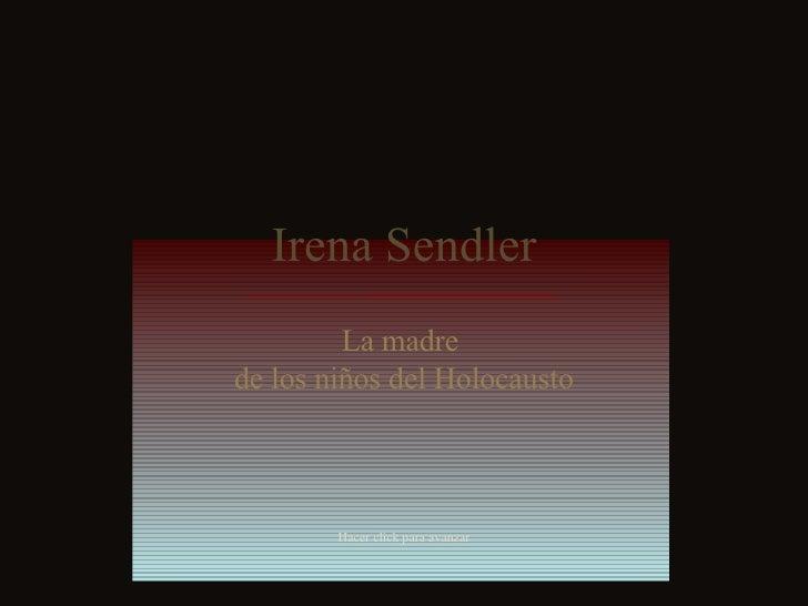 Irena  Sendler +[1]