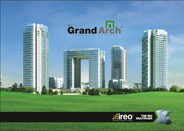 Ireo grand arch golf course ext 9811 822 426