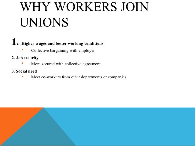 union members decline essay This essay proposes that labor law unbundle the union, allowing  in fact, more  than eighty-five percent of union members fall into the.