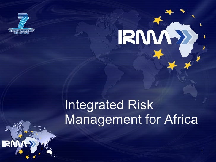 Integrated Risk Management for Africa (IRMA)