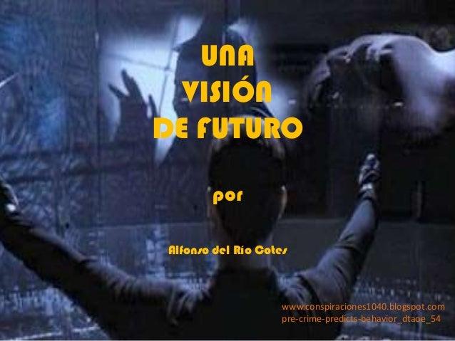 Una visión de futuro - TIC''s