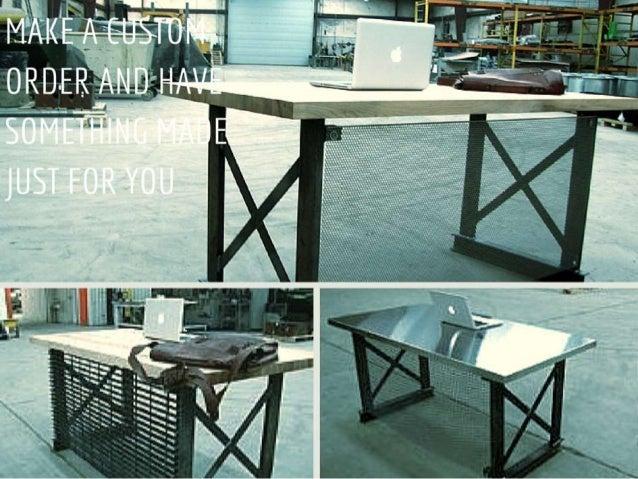 Office Furniture Atlanta Industrial Desks