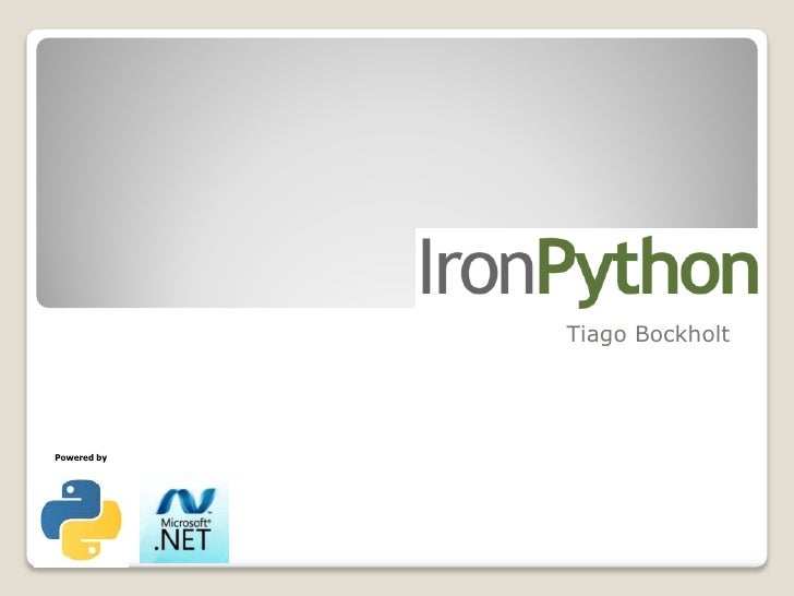 Iron Python