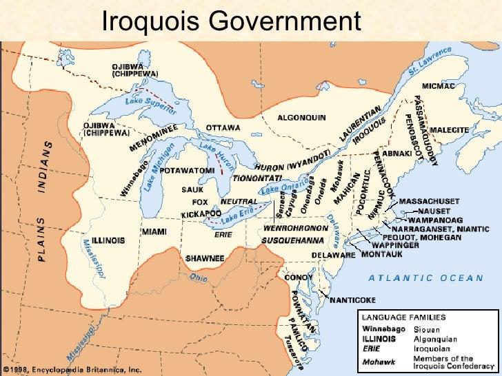 Iroquois Government