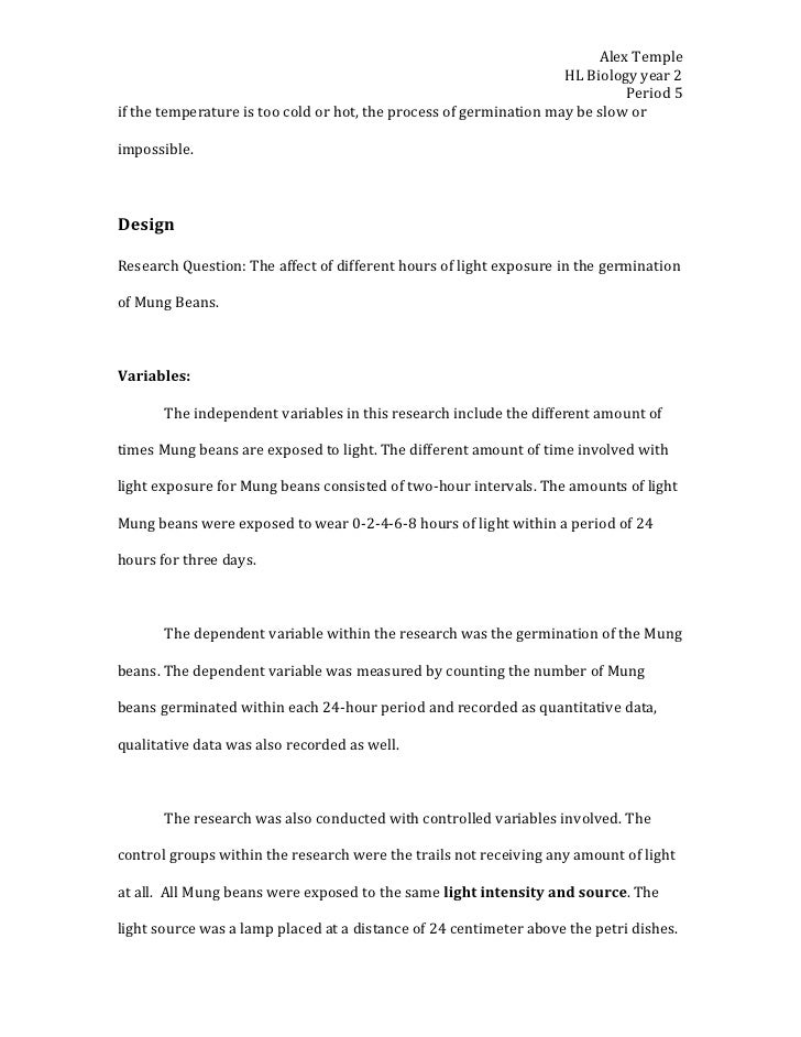 acid rain lab report essay During the first semester of my freshmen year, i had to hand in the lab report below after conducting a group experiment in chemistry class it was done in.