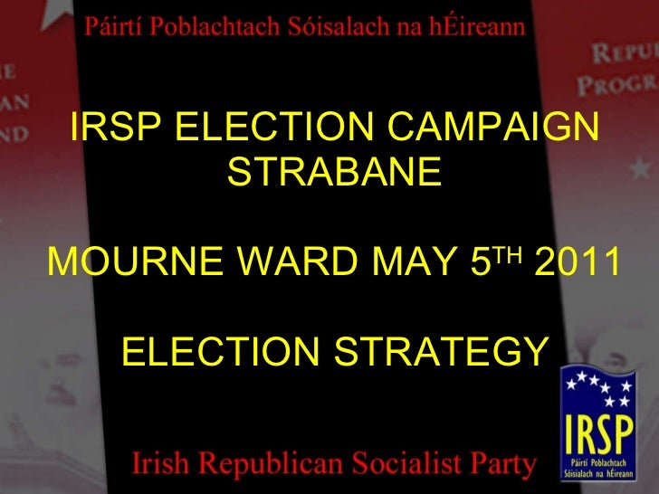 Irsp elections 2