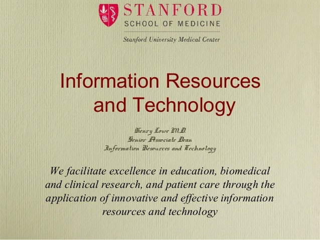 development of information technology