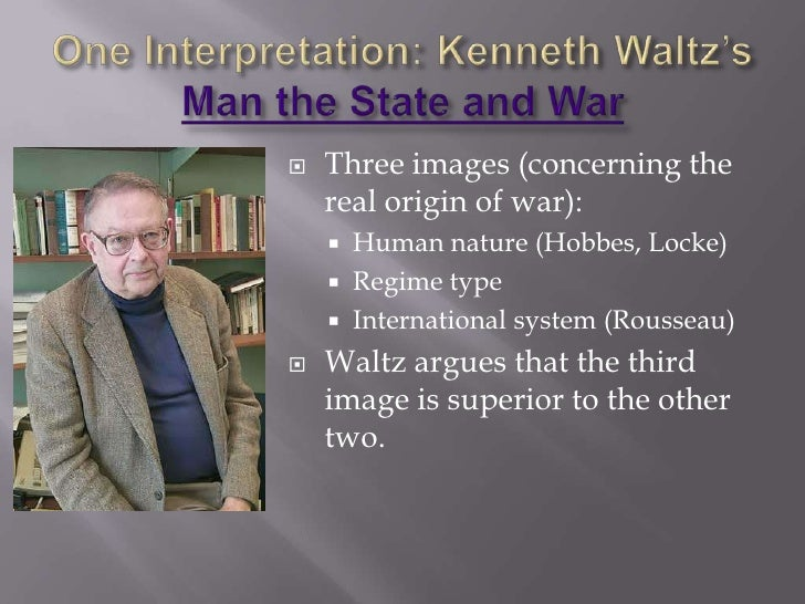 levels of analysis kenneth waltz