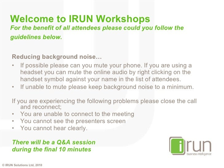 Irun webinar-seobasics-july10